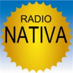 Logo da emissora Rádio Nativa Goiás FM