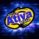 Logo da emissora Rádio Ativa Vale