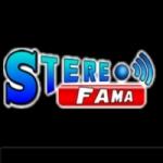 Logo da emissora Radio Stereo Fama 97.9 FM