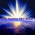 Logo da emissora Rádio Espirita CR5 Bahia