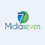 Logo da emissora Agencia Mídia Seven