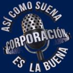Logo da emissora Radio Corporación 540 AM