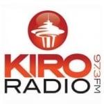 Logo da emissora KIRO 97.3 FM