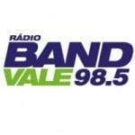 Logo da emissora Radio Band Vale Litoral 98.5 FM