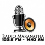 Logo da emissora Radio Maranatha 1440 AM
