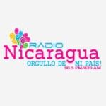 Logo da emissora Radio Nicaragua 88.7 FM