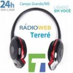 Logo da emissora Tereré News  Web Rádio