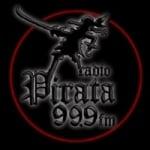 Logo da emissora Radio Pirata 99.9 FM
