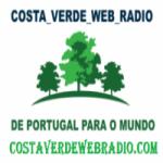 Logo da emissora Costa Verde Web Radio
