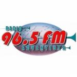 Logo da emissora Radio Adventista 96.5 FM