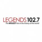 Logo da emissora WLGZ 102.7 FM
