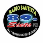 Logo da emissora Radio Bautista 89.7 FM