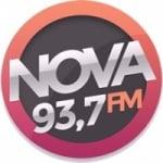 Logo da emissora Rádio  Nova 93.7 FM