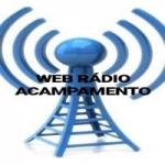 Logo da emissora Web Rádio Acampamento