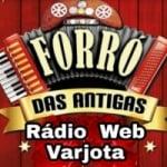 Logo da emissora Forró das Antigas Rádio Web Varjota