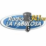 Logo da emissora Radio La Fabulosa 94.1 FM