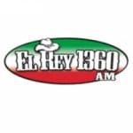 Logo da emissora KKMO El Rey 1360 AM