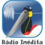 Logo da emissora Rádio Inédita