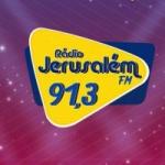 Logo da emissora Rádio Jerusalém 91.3 FM
