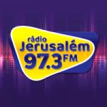 Logo da emissora Rádio Jerusalém 97.3 FM