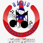 Logo da emissora Rádio Adefern Natal