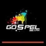 Logo da emissora Radio Gospel 98.1 FM