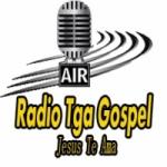 Logo da emissora Rádio Tga Gospel