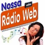 Logo da emissora Nossa Rádio Web Gospel