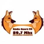 Logo da emissora Rádio Guara 89.7 FM