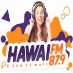 Logo da emissora Hawai FM Itapajé