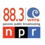 Logo da emissora WLIU 88.3 FM