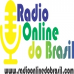Logo da emissora Rádio Online Brasil