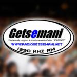 Logo da emissora Radio Getsemani 1390 AM