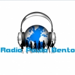 Logo da emissora Rádio Paulo Bento