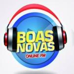 Logo da emissora Boas Novas Online