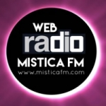Logo da emissora Mistica FM