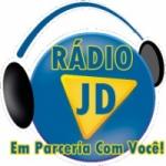 Logo da emissora Rádio JD