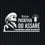 Logo da emissora Rádio Web Patativa do Assaré