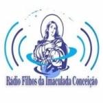 Logo da emissora Rádio Filhos da Imaculada