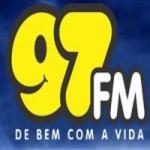 Logo da emissora 97 FM