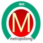 Logo da emissora Rádio Metrópolis MG