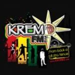 Logo da emissora Radio Krem 96.5 FM