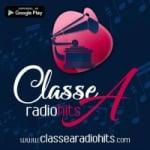 Logo da emissora Classe A Rádio Hits