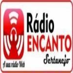 Logo da emissora Rádio Encanto Sertanejo