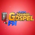 Logo da emissora Rádio Jovem Gospel 94.7 FM