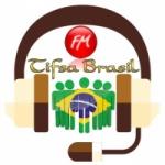 Logo da emissora Tifsa Brasil