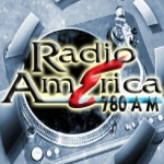 Logo da emissora Radio America 780 AM