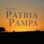 Logo da emissora Rádio Pátria Pampa