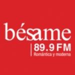 Logo da emissora Radio Bésame 89.9 FM
