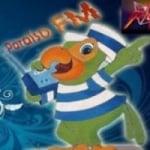 Logo da emissora Rádio Paraíso FM